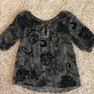 Women's blouse top like new size XS/Small